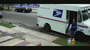 Postal Worker In Hot Water For Failing To Deliver Package Â« CBS ...