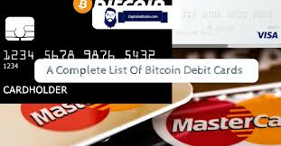 the best and safest crypto debit and