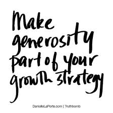 Generosity Quotes Inspiration 48 Best Generosity Quotes Images On Pinterest Inspiration Quotes