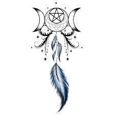 Simple Dream Catcher Tattoos Stunning Top 32 Dreamcatcher Tattoo Designs And Meanings Styles At Life