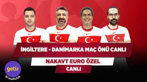 İngiltere - Danimarka Maç Önü Canlı | Serdar Ali Çelikler & Ali Ece &  Serkan A. & Yağız S.