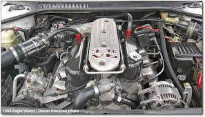 chrysler dodge 3 3 and 3 8 v6 engines 3 3 liter v6
