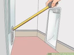 image titled install a dryer vent hose step 1