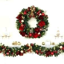 detail lighted wreaths for windows outdoor lighted wreath wreaths signature led lit battery operated with timer outdoor lighted wreath w6256459