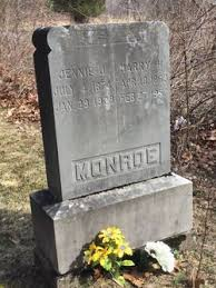 Jennie Fink Monroe (1874-1929) - Find A Grave Memorial
