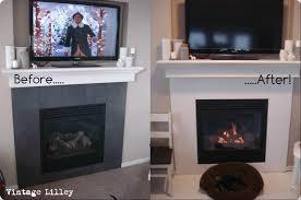 tile fireplace ideas exquisite corner