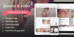 Wedding Wordpress Theme Wedding Day Event Wordpress Theme By Ancorathemes Themeforest