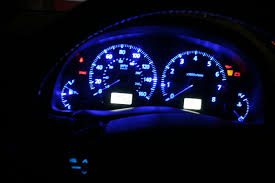 Interior Dash Lights Anyone Know How To Change Color Of Dash Lights From Orange