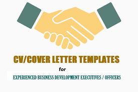 Business Development Cover Letters Experienced Business Development Cv And Cover Letter Templates