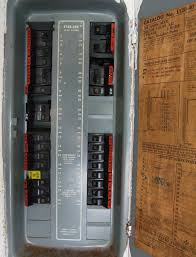 seatown electric lets start by explaining what the electrical panel is the grey box usually located in a garage space or basement some call it the fuse box switch box
