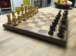 Wooden Board Games To Make DIY Wooden chessboard YouTube 65