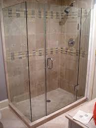 21 truly frameless glass shower door northern va