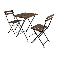 folding chairs ikea. Brilliant Chairs IKEA Tarno Folding Table And Two Chairs Nj Inside Ikea O