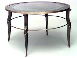 bronze coffee table nz french and brass round with decorated