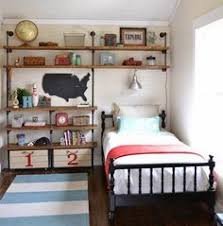Small Picture 03 industrial vintage teen boy bedroom with a gorgeous comfy bed