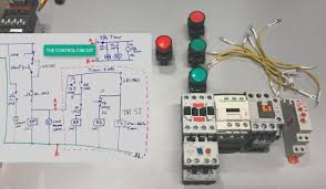 The Beginners Guide To Wiring A Star Delta Circuit