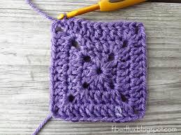 Square Crochet Pattern Amazing Ideas