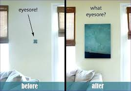 wall mounted with wires tutorial hide your tv apartment cords how
