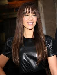 Kate Beckinsale Long Straight Hair Hairstyles