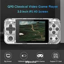Máy Chơi Game Cầm Tay Q90 Tích Hợp 2000 Trò Chơi 3.0 Inch Cho Psp tại Nước  ngoài