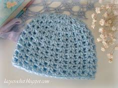Baby Beanie Crochet Pattern Best 48 Best Free Crochet Baby Hat Patterns Images On Pinterest