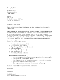 Sample Cover Letter For Form N 400 Adriangatton Com
