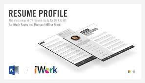 Iwork Resume Template Iwork Resume Templates Fungramco Iwork Resume Templates Best Cover 3