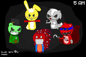 Happy Tree Friends Vending Machine Custom Five Nights At Flippy's By Kyuubifan48 On DeviantArt