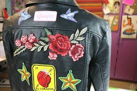 are you ready to make a diy patch jacket what would you put on it what are your dream patches now that i made this one i definitely want to make one