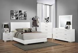 Coaster Furniture Felicity Bedroom Collection Inspiration Glossy White Bedroom Furniture
