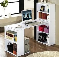 full image for bookcase computer desk wall system ladder leaning ideas tutorials