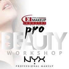 nyx pro beauty work