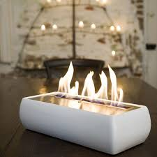 avani white portable fireplace by brasa at t yahoo search results