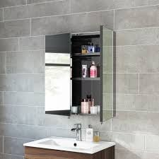 Bathroom Bathroom Mirror Cabinets You Can Look Large Together With