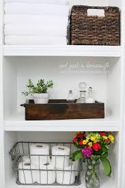 Decorative Bathroom Shelving Bathroom Enhance Your Bathroom Look With Bathroom Shelves