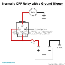 wiring diagram for 12v relay bestharleylinks info 12v relay wiring amazon 6 pack ols 30a fuse relay switch harness set 12v dc