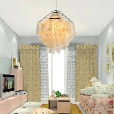 pottery barn rope chandelier lighting seashell chandeliers throughout griffin