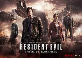 Resident Evil: Infinite Darkness Clip