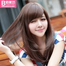 Asian Hair Style Women hairstyle for round face asian cute korean hairstyles for round 2867 by wearticles.com
