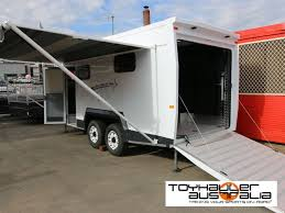 photo of trailer cer australia fyshwick australia capital territory australia caria toy haulers