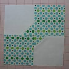 Bow Tie Quilt Block Pattern | FaveQuilts.com & Bow Tie Quilt Block Pattern Adamdwight.com