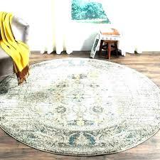 9 foot round rug 7 ft area vintage stone bathroom 6 rugs blue fe 6 foot round rug