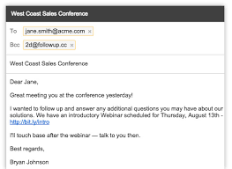email followup the leading sales productivity tool for sales teams followup cc