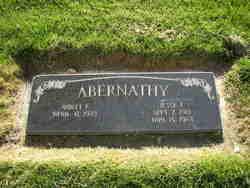 Jesse Everett Abernathy (1913-1963) - Find A Grave Memorial