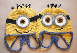 Minion Hat Crochet Pattern Delectable Free Minion Inspired Crochet Patterns Round Up Donna Kelly