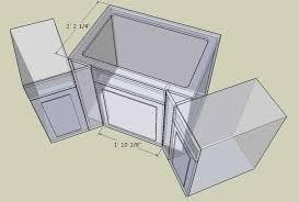 Kitchen Sink Base Cabinets Kitchen Sink Cabinet Size Home Design Ideas