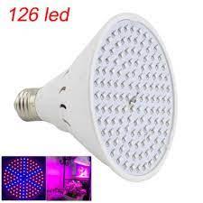 Đèn LED E27 hỗ trợ quang hợp cho cây trồng trong nhà giá cạnh tranh
