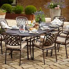 Berkeley  Cast Aluminium Garden Furniture  Our Range  Hartman Aluminium Outdoor Furniture
