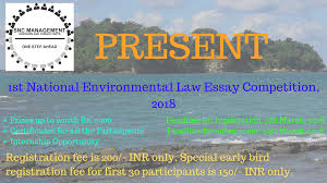 snc management s st national environmental law essay competition  snc management s 1st national environmental law essay competition 2018