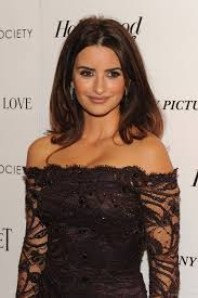 Penelope Cruz Short Hairstyles